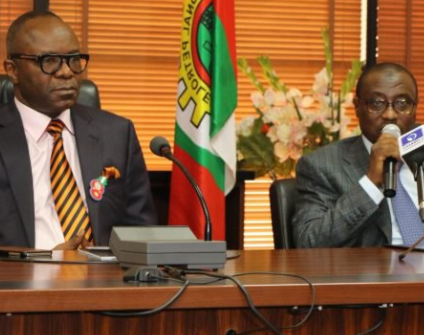 Minister of state for Petroleum Resources, Ibe Kachikwu petitions President Buhari over NNPC GMD?s ?insubordination and illegalities""