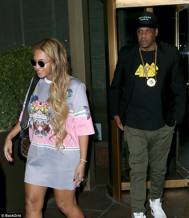 Beyonce and Jay Z enjoy date night to support Solange at her New York City concert
