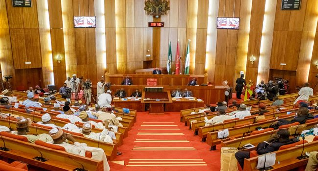 Senate to investigate NNPC boss following allegations leveled against him by Ibe Kachikwu