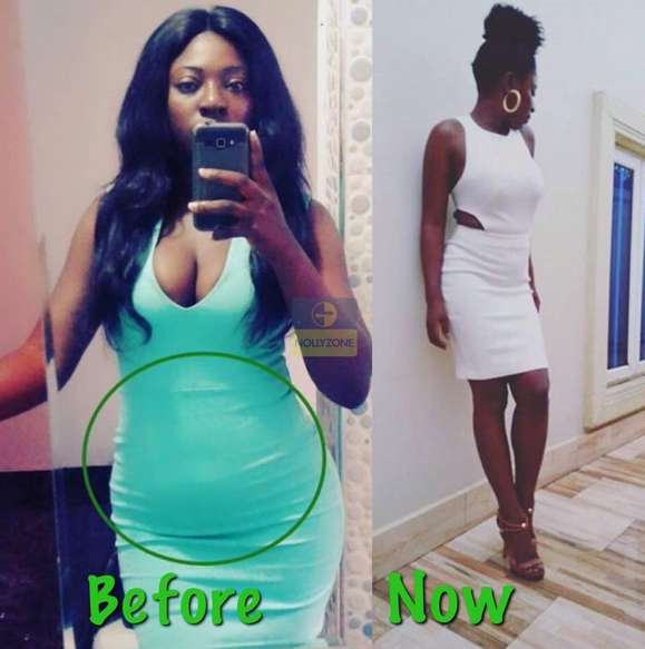 """I reject miscarriage, It will never happen to me""- actress Yvonne Jegede-Fawole reacts to false reports she miscarried"