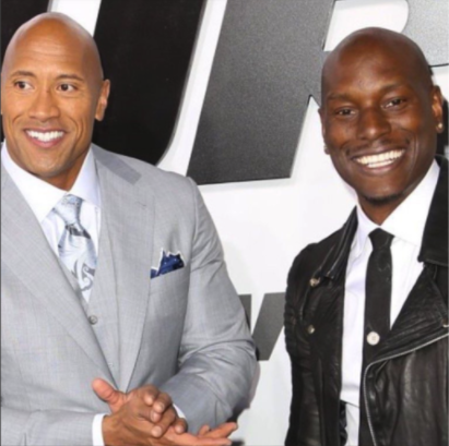 """You made the fast and the furious franchise about you"": Tyrese?calls out?The Rock?over delay in release of"