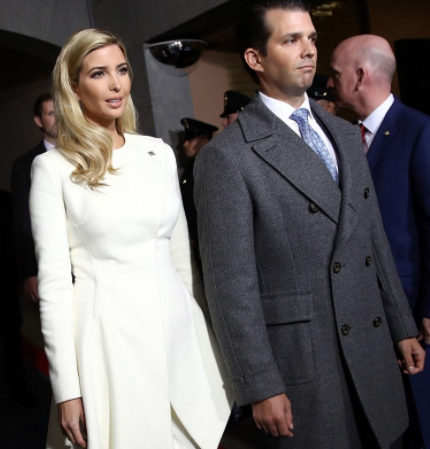 Ivanka Trump and Trump Jr. came close to being charged for a felony fraud in 2012, new report reveals