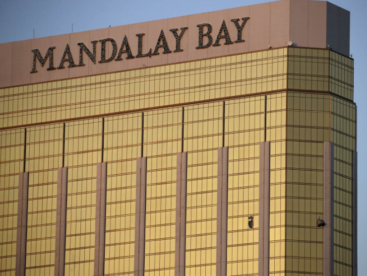 Vegas victim families could sue Mandalay Bay Hotel, from where the killer shot, for millions