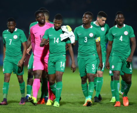 Over 200 youths in two communities threaten to disrupt Super Eagles