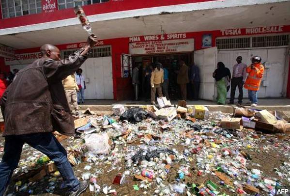 Illegal alcohol kills nine people in Tanzania