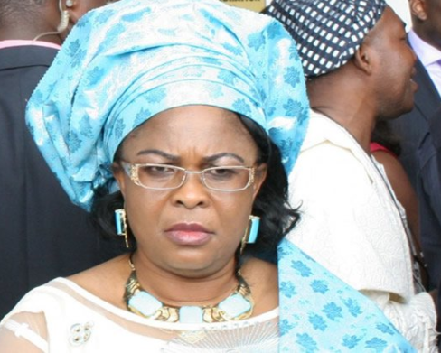 Former first lady, Patience Jonathan files a N2bn suit against EFCC for violation of her fundamental rights