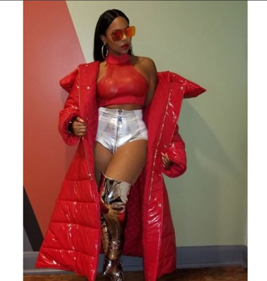 Ashanti is all shade of gorgeous in new photos