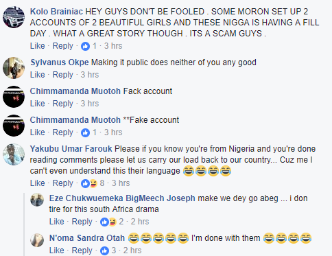 Story Of Sa Lady Calling Out Her Sister On Facebook For Sleeping