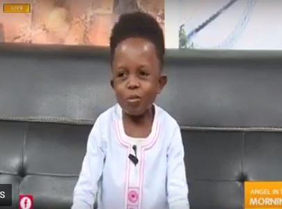 Ghanaian actor Don Little confesses to almost committing suicide because of his body size?