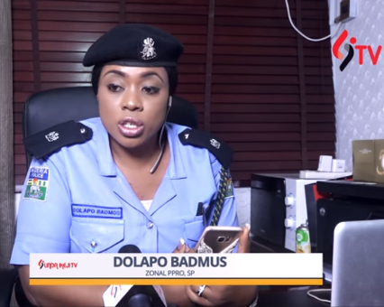 """SARS officers are not supposed to wear plain clothes while on duty"" Zonal PPRO, Dolapo Badmus (video)"