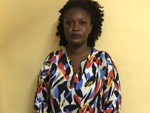 After 9 months on the run, ?most wanted? Nigerian female fraudster arrested in Ghana