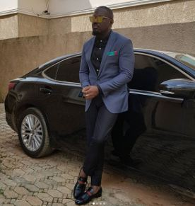 """Men like me will always prey on insecure little minded assholes like you"" Jim Iyke"