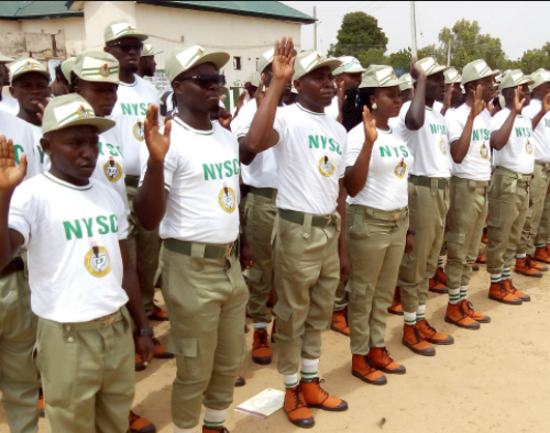 NYSC says