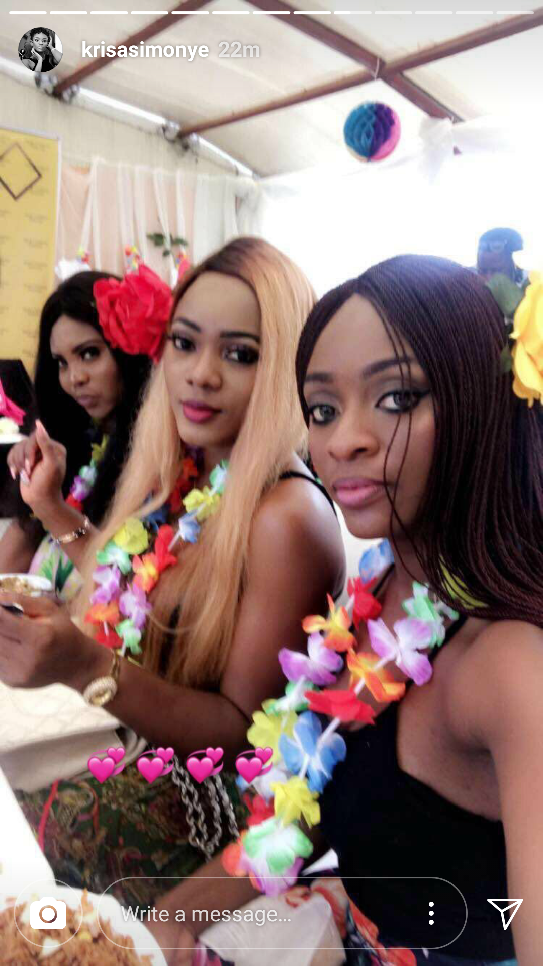 Comedian MC Abbey and his wife are expecting a child, photos from their baby shower