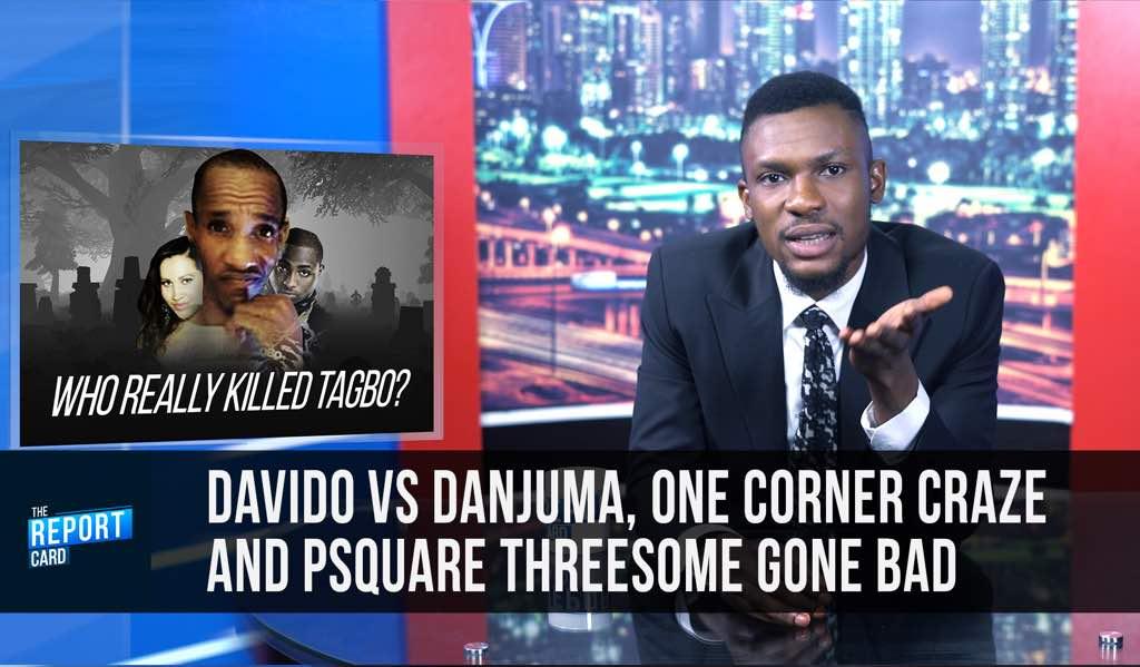 Caroline Danjuma vs Davido over Tagbo