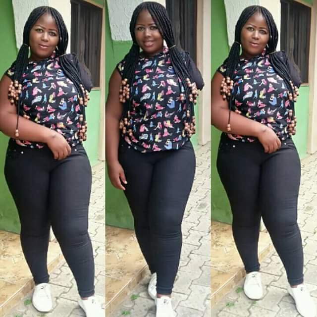 "Photos: ""Believe me, I went through pains"" -Nigerian lady all smiles despite losing left arm in accident"