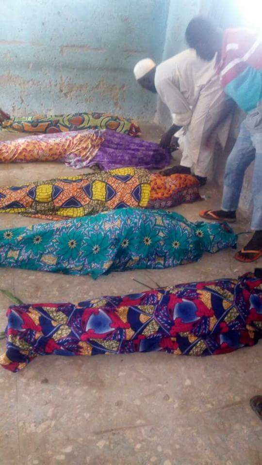 Photos: 15 Kebbi worshipers drown in River Niger