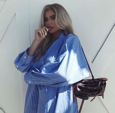 Kylie Jenner still hiding her pregnancy