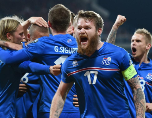 Iceland becomes the smallest country to qualify for Russia 2018?World Cup