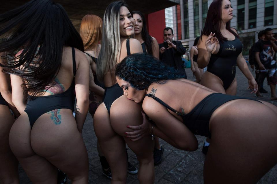 Miss BumBum pageant rocked by scandal as six contestants are accused of cheating