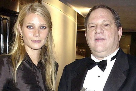 Gwyneth Paltrow claims shamed media mogul, Harvey Weinstein made moves on her and Brad Pitt confronted him