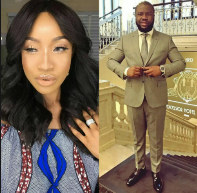 Hushpuppi Birthday, Actress Tonto Dikeh Writes, 'Love You Papi' See His Response.