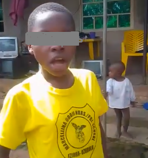 Ozubulu students recount what happened in their schools today as photos of soldiers conducting free medical outreach emerges (video)