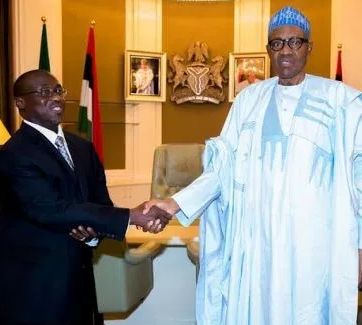 President Buhari approved oil contracts while receiving treatment in the UK- NNPC boss, Maikanti Baru, statement reveals