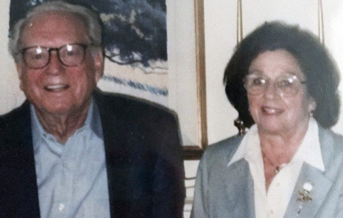 California wildfire kills couple married for 75 years (photo)