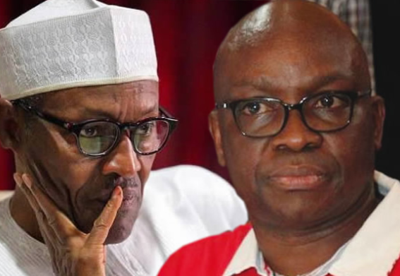 Buhari is running the most corrupt government?in Nigeria, he treats corruption as family affair ? Ayo Fayose