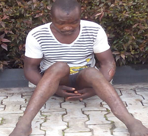 """I went into robbery to raise N300k my wife"