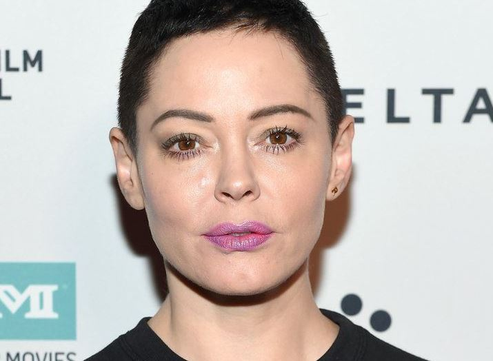 Twitter suspends actress Rose McGowan