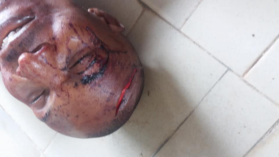 Man stabbed to death by his landlord and children two days to his wedding (graphic photos)