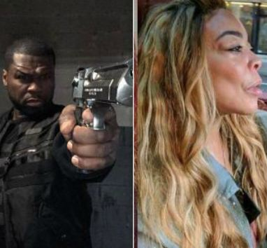 Oh dear! 50 Cent takes a crude shot at Wendy Williams after she told him to get his life together
