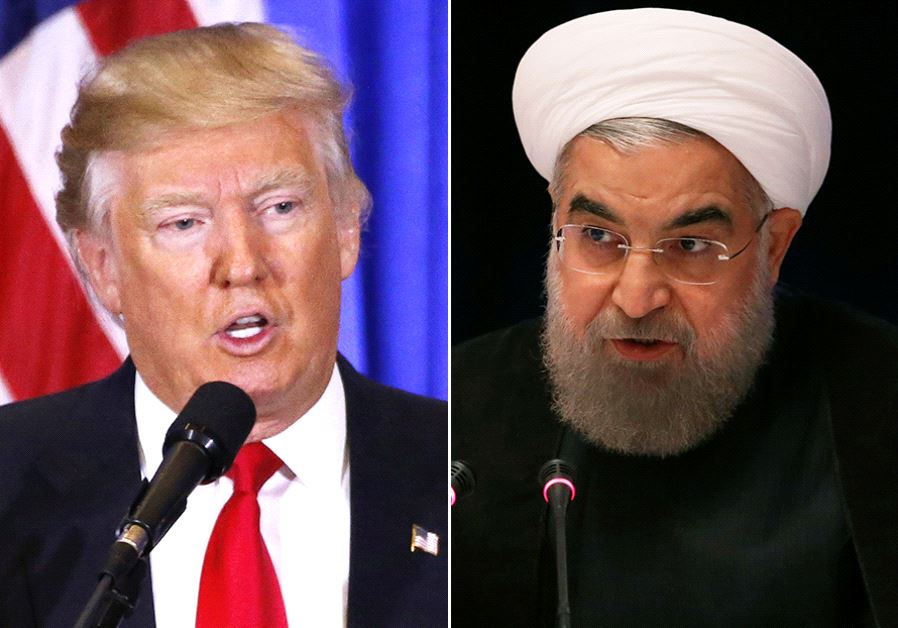 Donald Trump in fiery speech threatens to withdraw from Iran nuclear deal, unless congress and allies fix major flaws that don