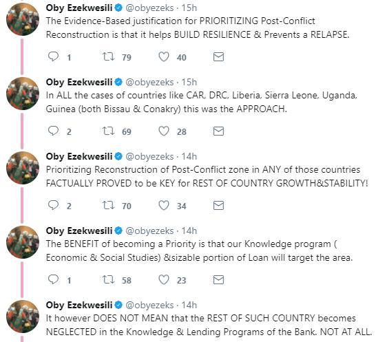 Oby Ezekwesili defends President Buhari