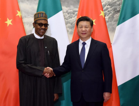 President Buhari appluads?China for