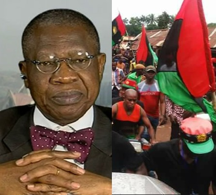 Lai Mohammed urges International partners to proscribe IPOB