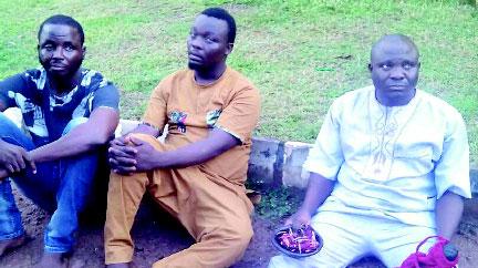 I bought 15 cars, built four houses' suspected human parts dealer apprehended in Ogun state confesses