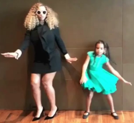 Beyonce and Blue Ivy killing it in new photos