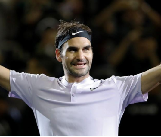 Roger Federer defeats world number one Rafael Nadal to win the Shanghai Masters