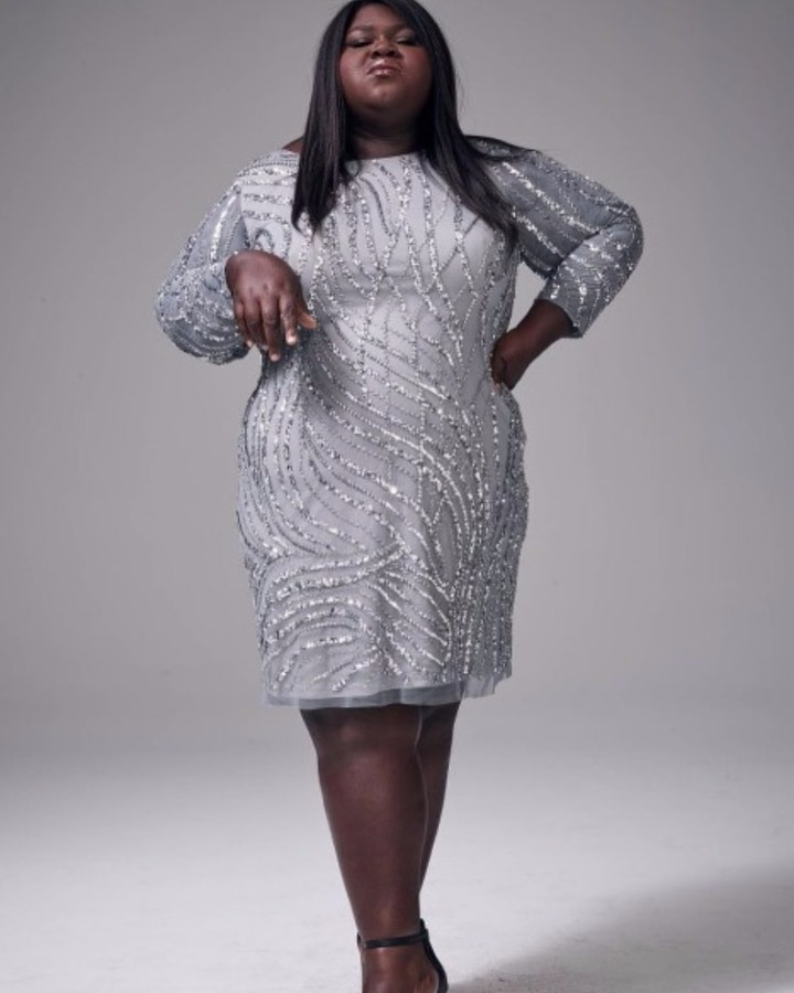 Actress Gabourey Sidibe has lost more weight; she