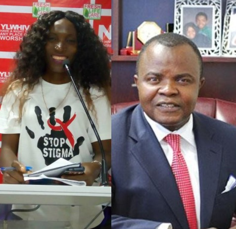 Lady accuses humanrights activist, Emeka Ugwuonye of releasing her HIV status after they fell apart due to money palava