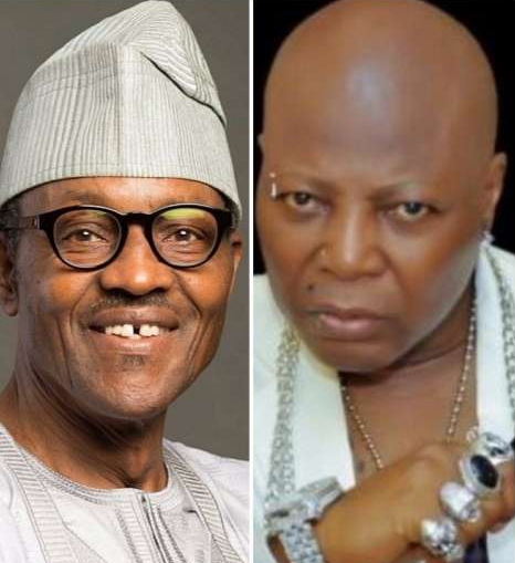 Charly Boy announces daily sit-out at Unity Fountain to force President Buhari to take action against corruption in his administration