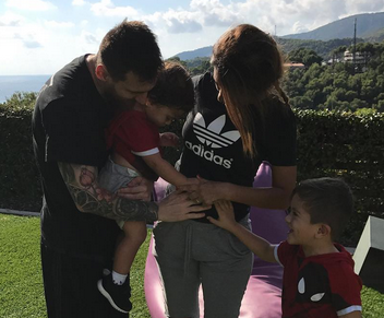 Lionel Messi and wife will be expecting baby number 3 (photo)
