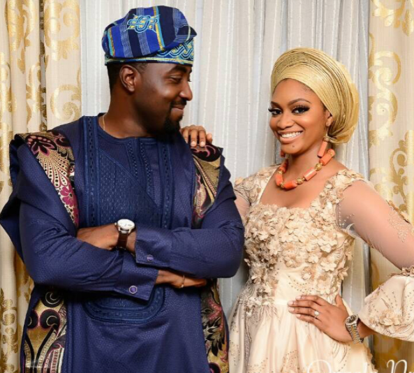 Official photos from the wedding introduction of Donald Duke