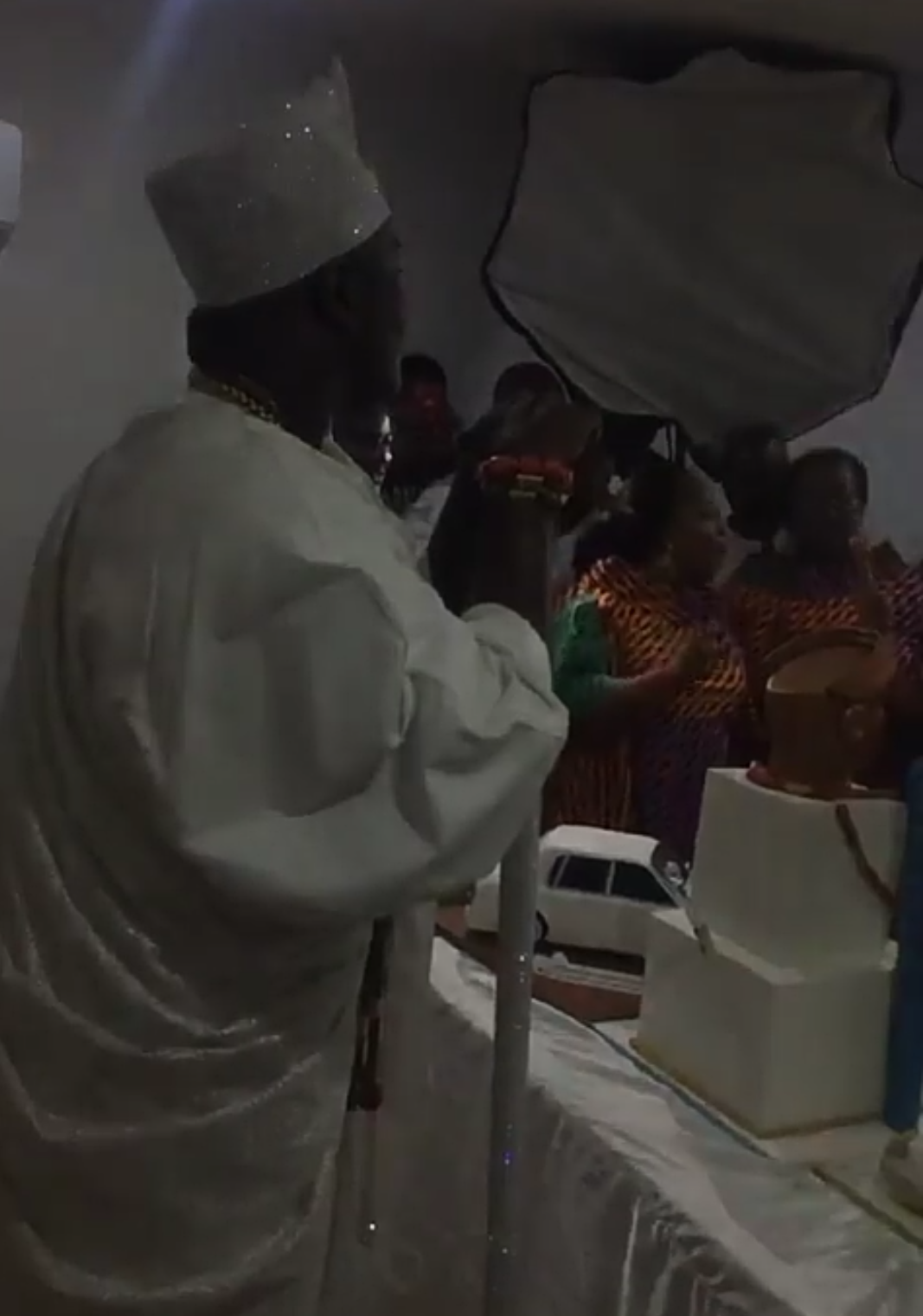 Ooni of Ife, Oba Adeyeye Enitan Ogunwusi celebrates birthday at his palace in Ile-Ife