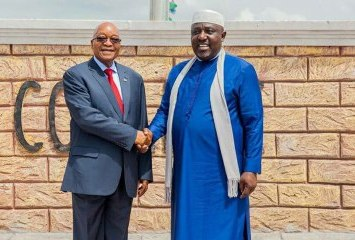 Okorocha and Jacob Zuma?s statue by Reuben Abati