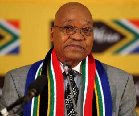 South African President, Jacob Zuma reshuffles his cabinet again!