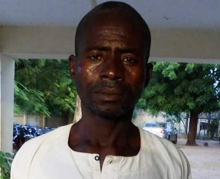 Photo: 50-year-old man rapes 3-year-old girl to death in Katsina State